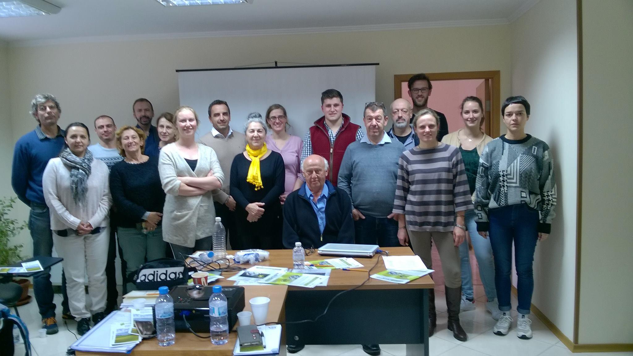 Enabling Meeting Plovdiv 21.11.2018